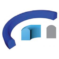JOINTS D-RING ASEPTIQUE FDA HS-11 pour RACCORDS